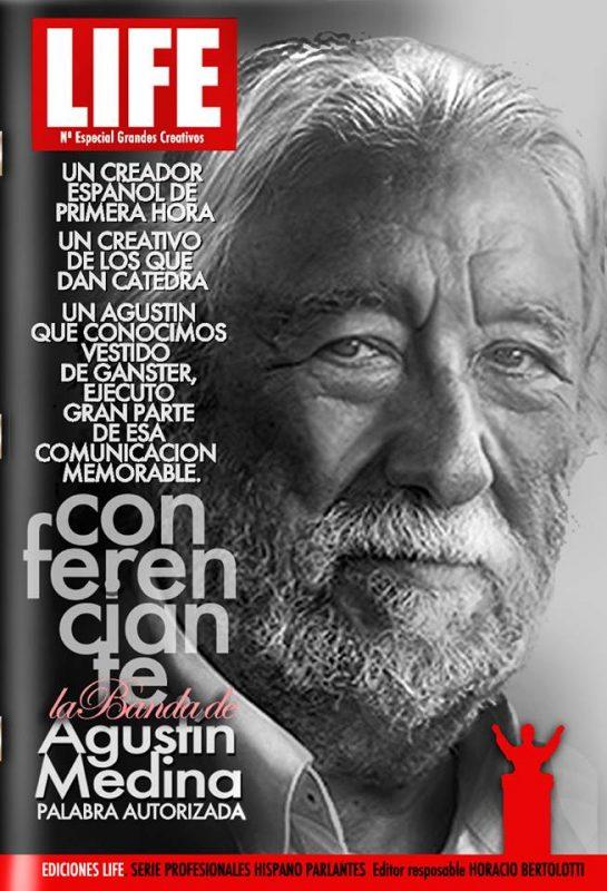 Agustín en LIFE 545x800 - Biografía