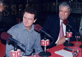 Durante una entrevista radiofónica con Juan Luis Cano, uno de los componentes de Gomaespuma.
