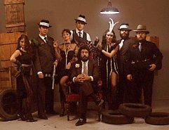 Así era La Banda de Agustín Medina a finales del primer año de vida, en 1981.