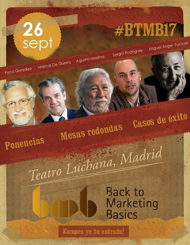 Mesa redonda Marketing Directo - Back to Marketing Basics