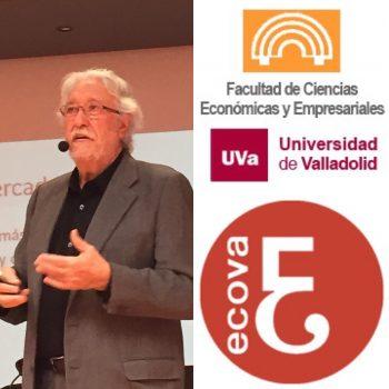 Valladolid 2 350x350 - Conferencia en la Universidad de Valladolid
