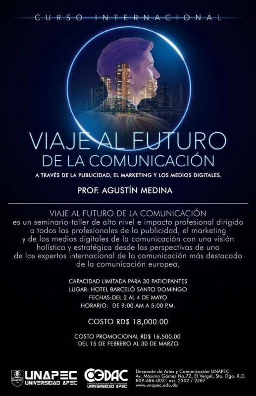 Viaje al futuro de la comunicación