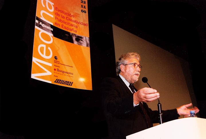 Agustín Medina
