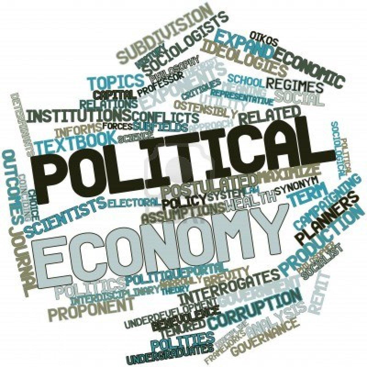 economia y política