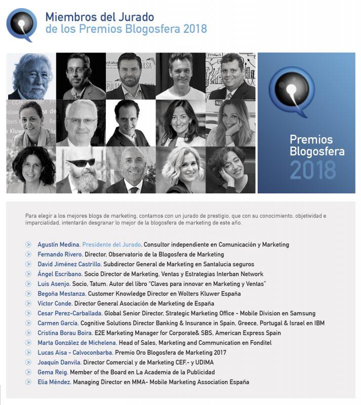 jurado premios blogosfera 713x800 - Presidente del Jurado de Blogosfera
